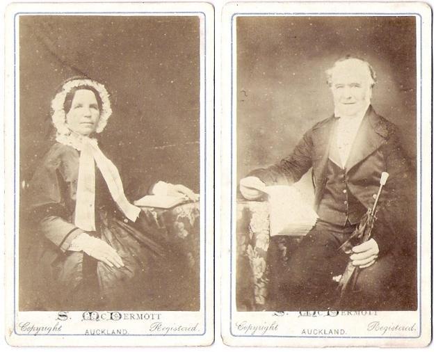 Rev William Comrie