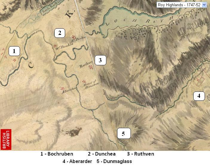 Territory 1745-47